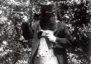 Karma – His Name Was Ned Kelly but He Didn't Hang About!