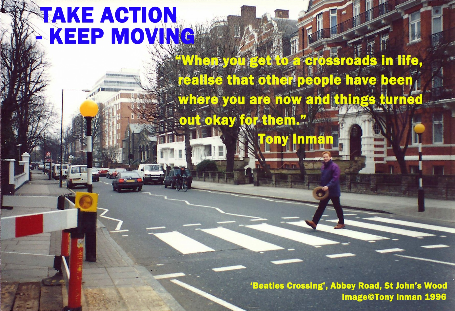 Take-Action-Beatles-crossing-StJohns-Wood-1996