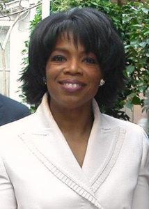 Oprah Winfrey loved Australia