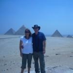 Tony & Jo in Egypt