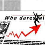Daring to take action brings results