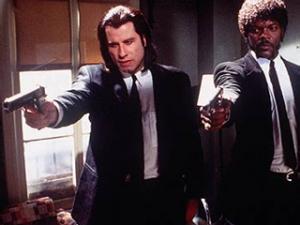Travolta & Jackson