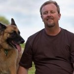 Steve Wholer applauds life coach Tony Inman's business approach