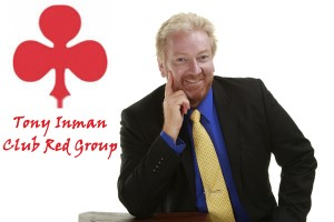 Tony Inman is an Australian businessman and Managing Director of Club Red Pty Ltd