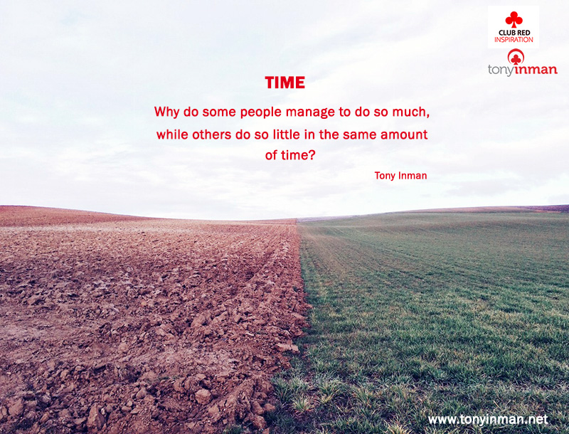 TIME – The Great Conundrum