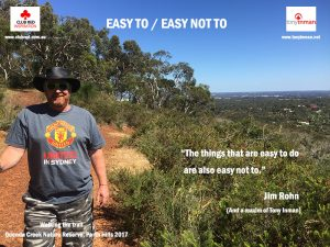 Embracing change with a quote from Jim Rohn