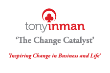 'Have you been good?' asks Tony Inman - the Change Catalyst