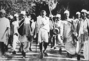 Embrace change demanded Mahatma Gandhi