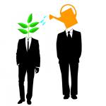 Business start-ups can often use a good mentor