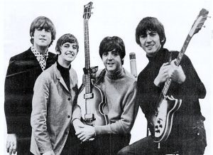The Beatles were an unknown band, but they believed in their mission and worked tirelessly to develop a confident mindset