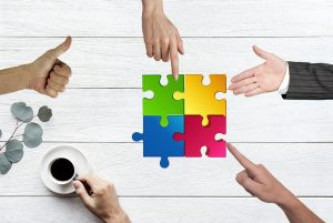 Business Mastermind Networks teams help you find the missing pieces to your success puzzle