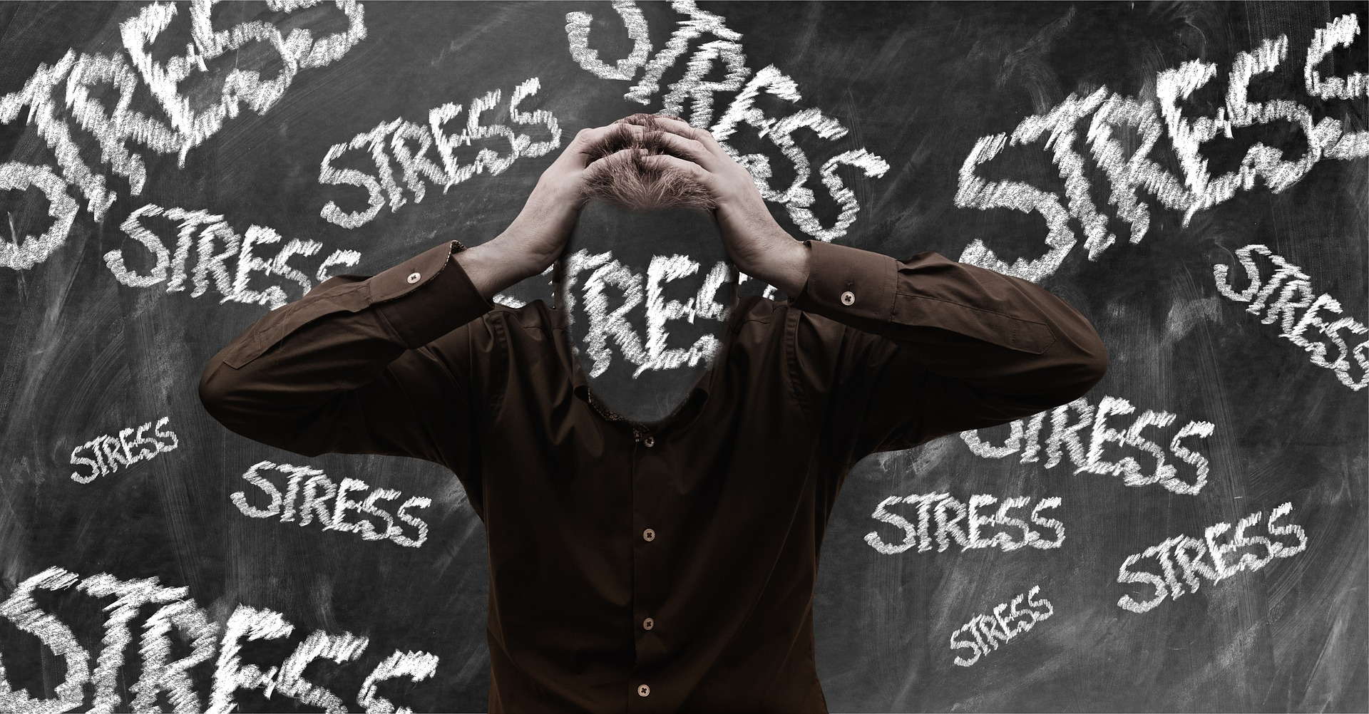 too much business stress can be harmful to health