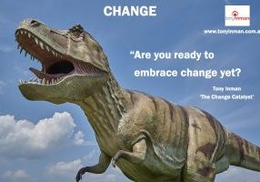 Are you ready to embrace change yet?