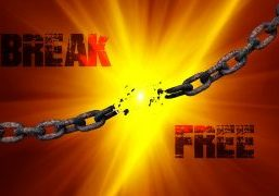 Fear can keep us in chains but not if we take imperfect action